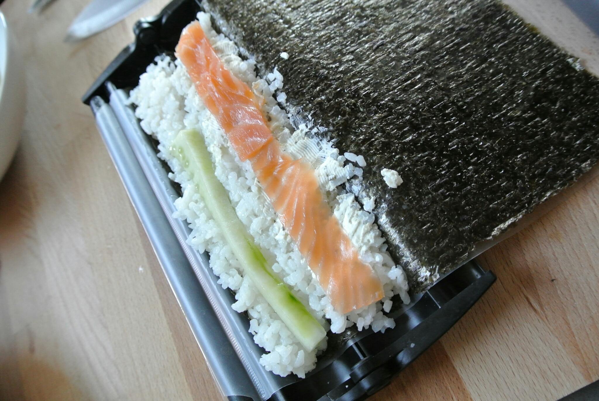 les sushis avec easy sushis cook 39 n blog. Black Bedroom Furniture Sets. Home Design Ideas