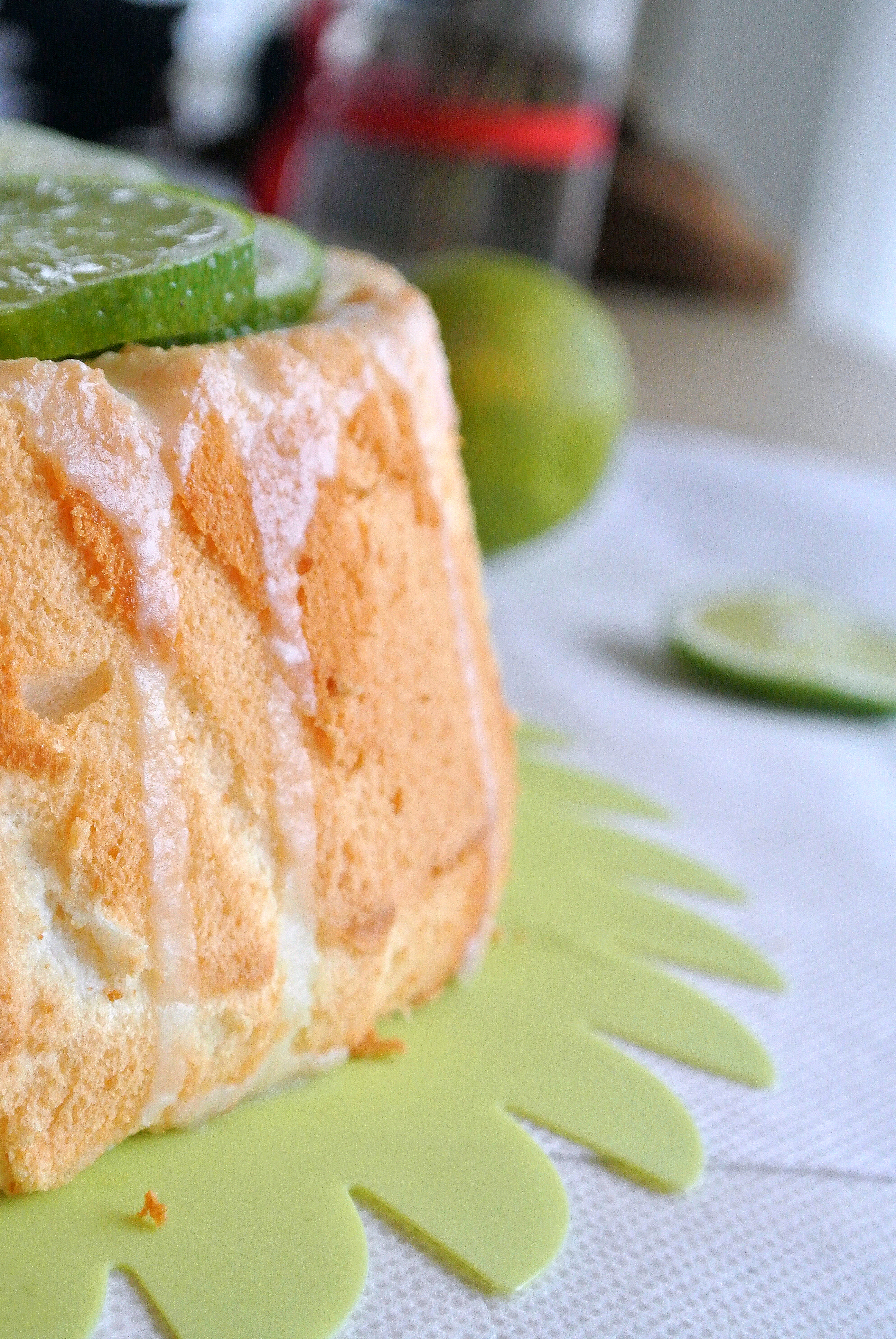 Recette Angel Cake Au Citron