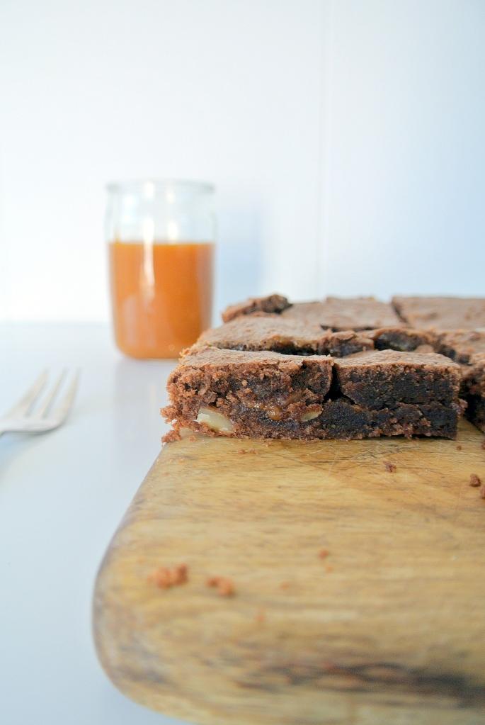 brownie caramel4